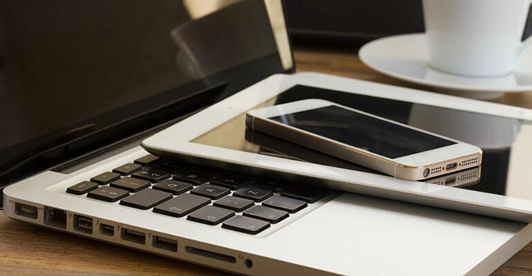BYOD Mobile Device Management including tablet mobile and laptop