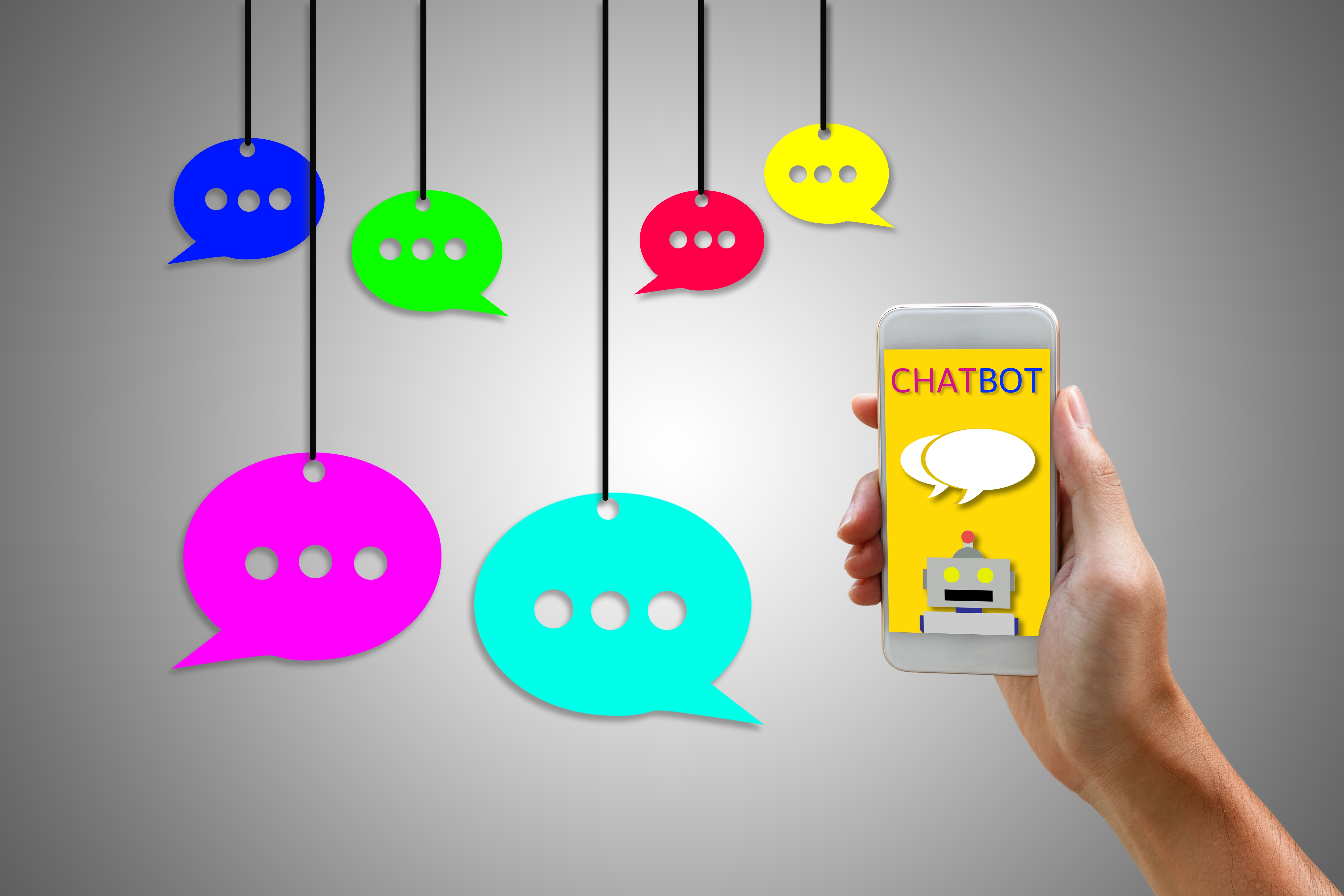 Instant communication with Chatbot