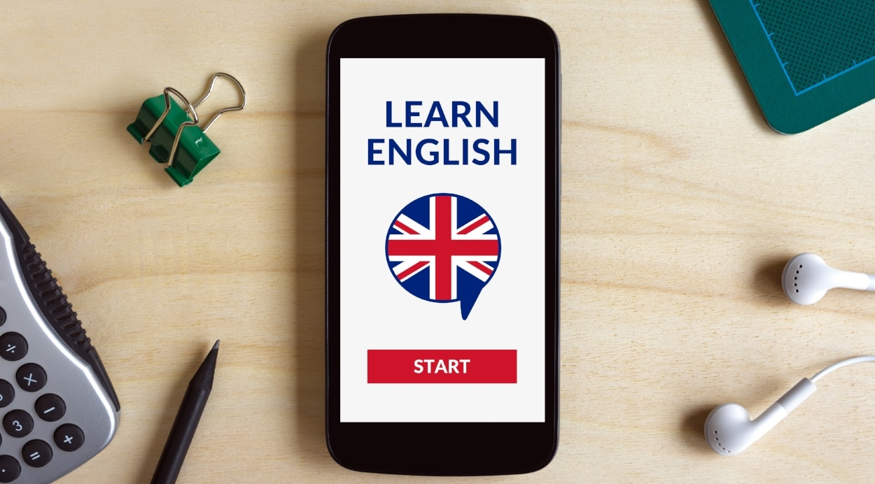 Language learning chat applications