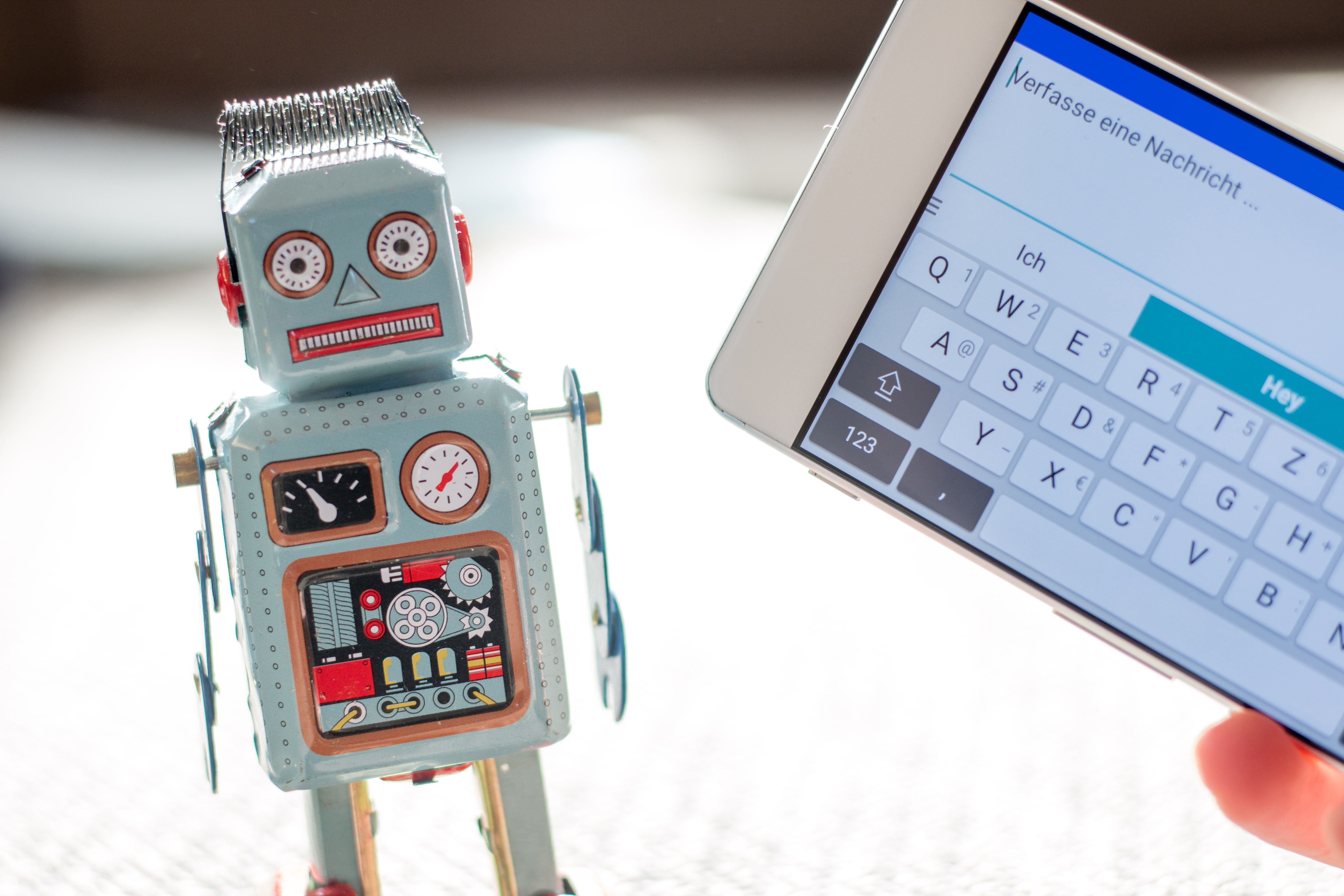 What do I need to know about building a chatbot?