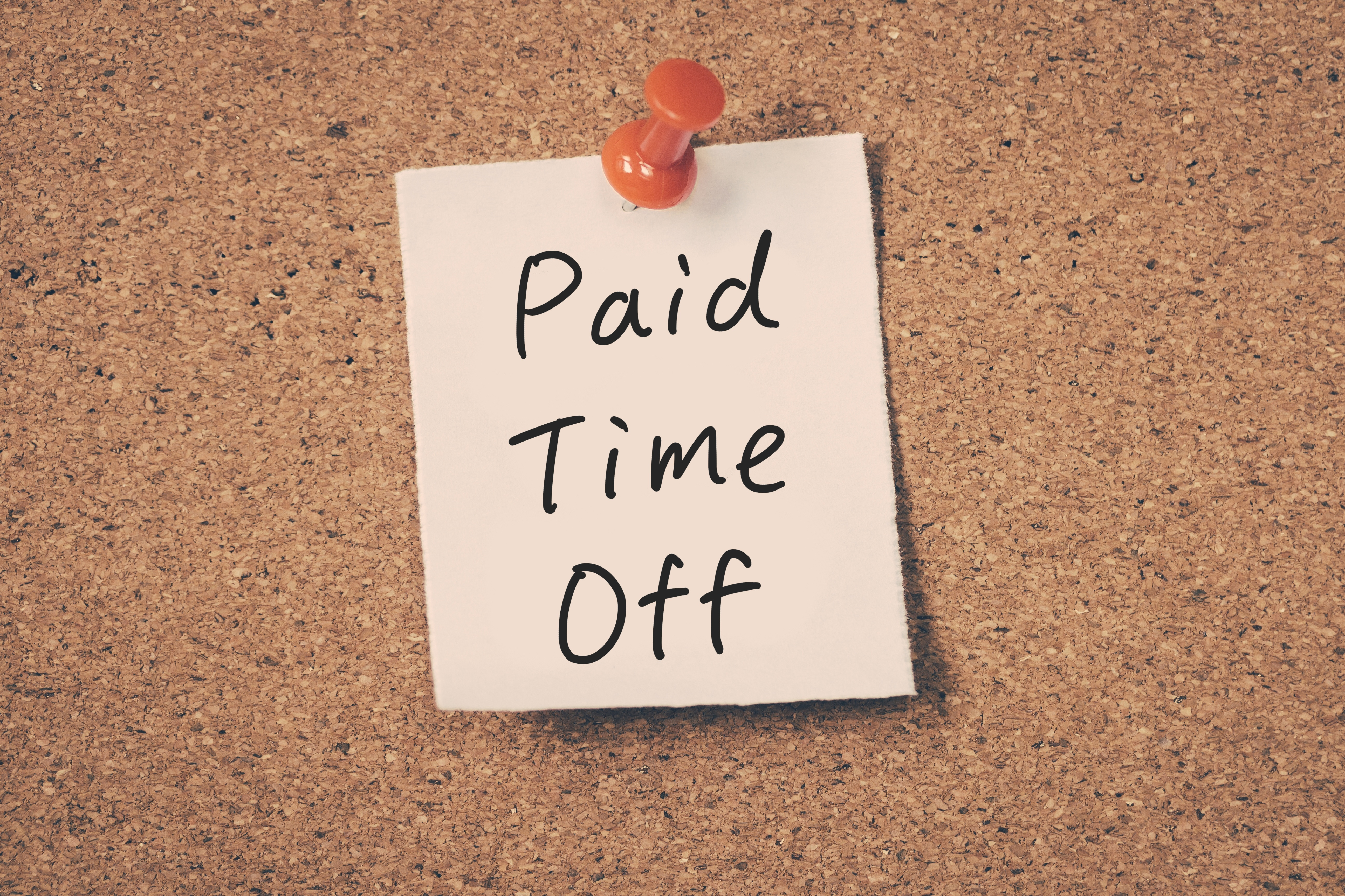 Tracking Paid Time Off
