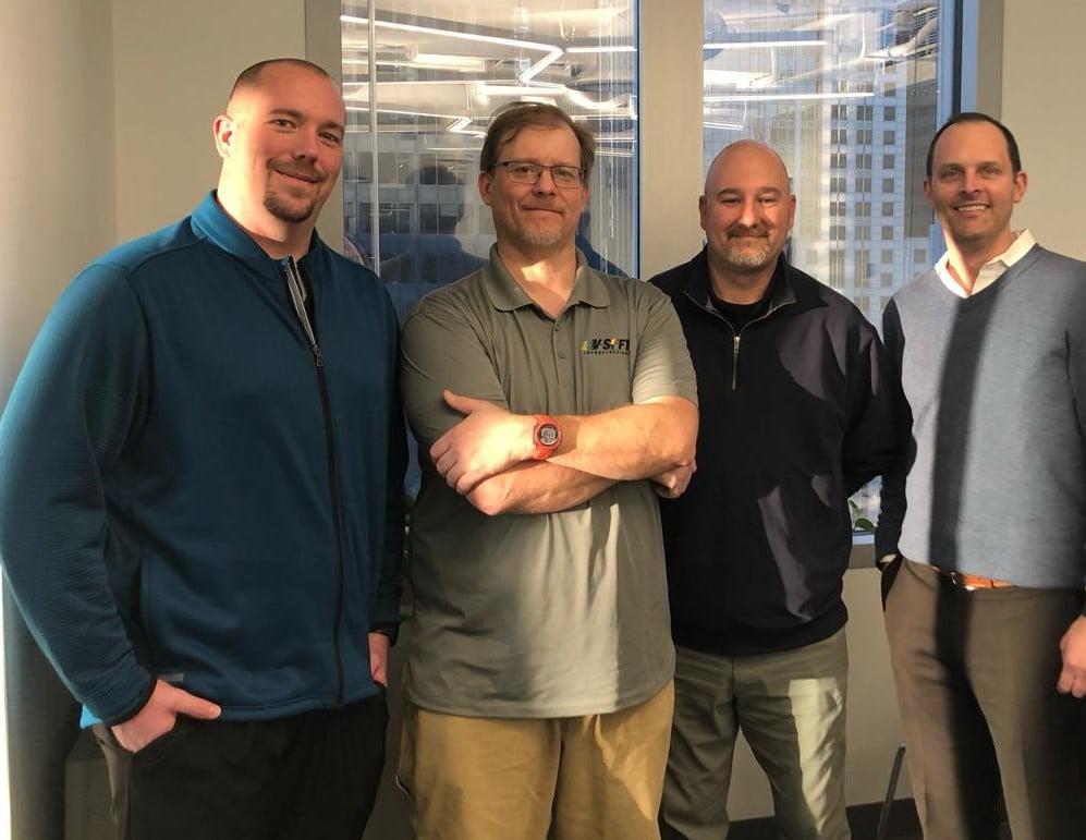 Chicago with VSI Team