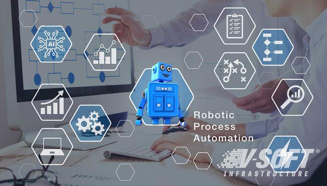 Robotic Process Automation Case Study Graphic