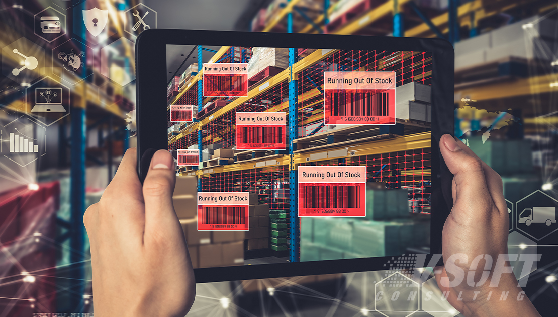 Retail warehouse management using Augmented Reality technology