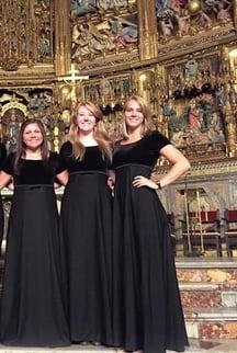 Choir Trip to Spain