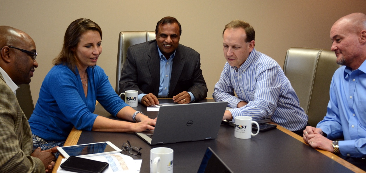 IT jobs, staffing company working together