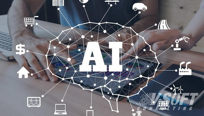 AI's impact on industry across the world.