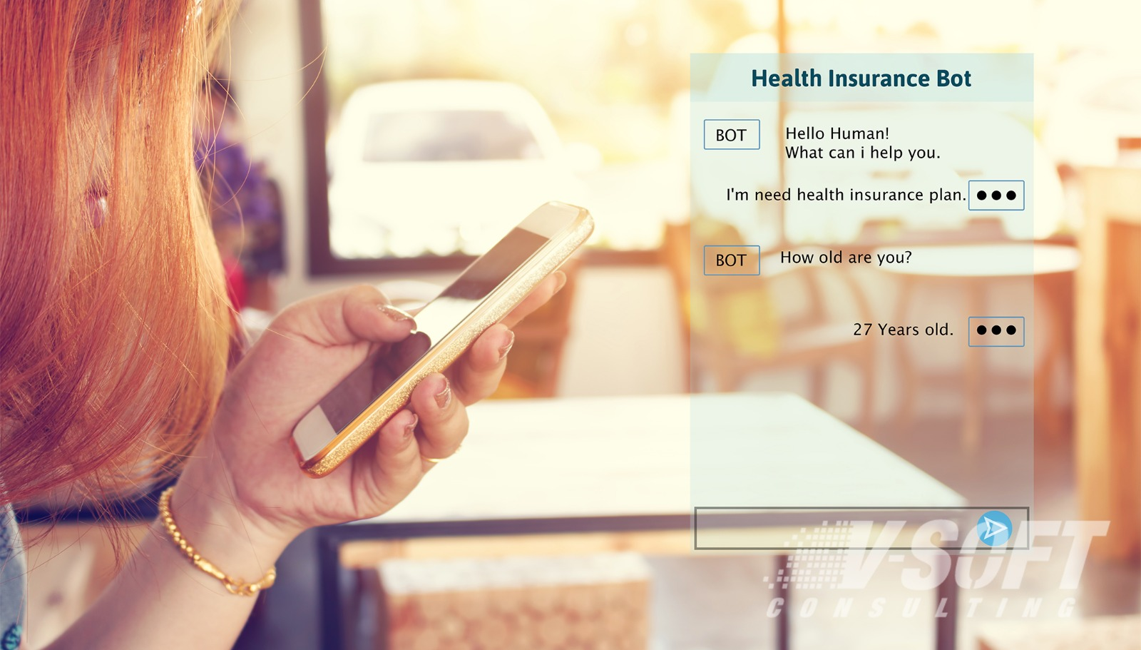 AI-powered chatbots can be beneficial in the insurance industry by providing 24/7 service and quick response times for customers with policy and process questions.