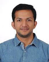 Mobile app enterprise development lead Aswin Kumar