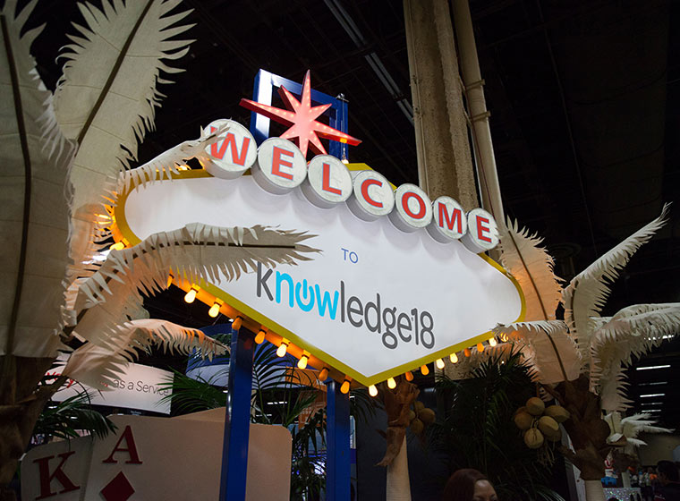 Knowledge18 in Las Vegas, Nevada