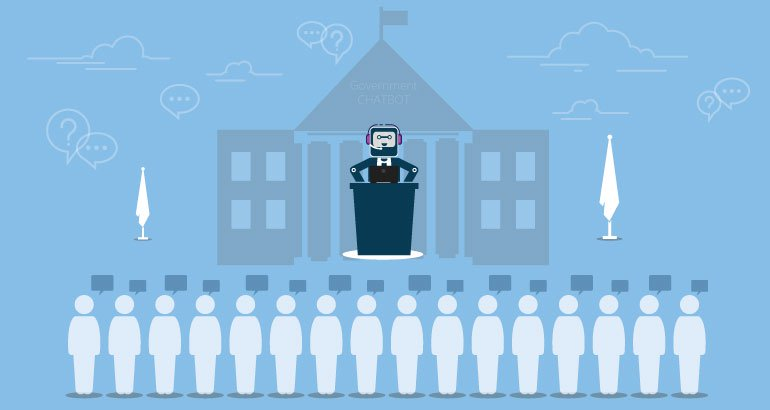 Can Chatbots Help Governments Improve Service Delivery