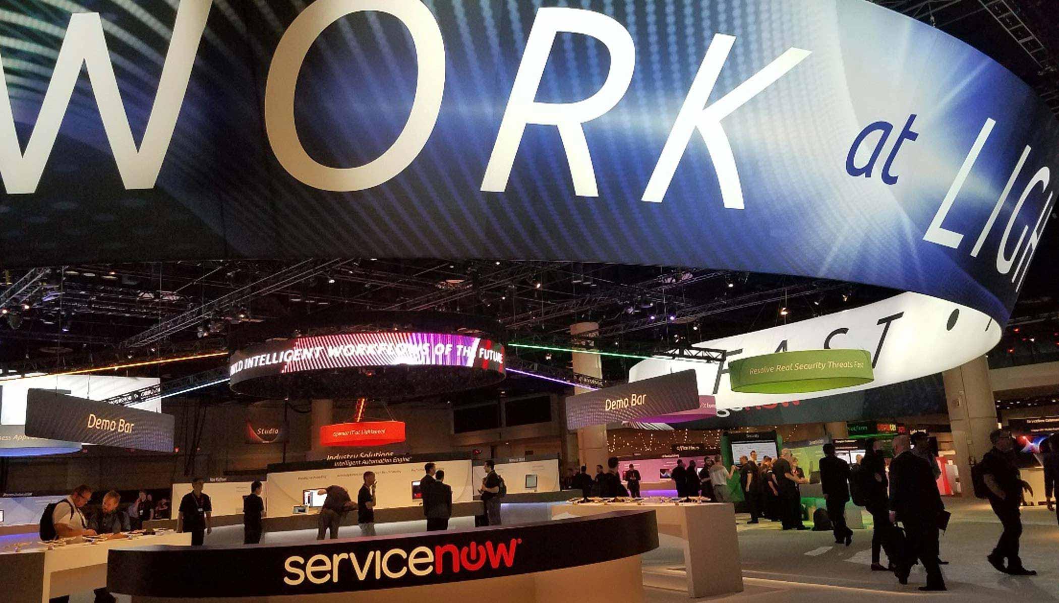 servicenow work at lightspeed