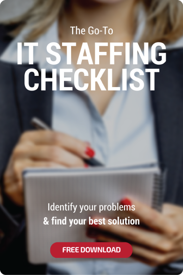 The Go-To IT Staffing Checklist