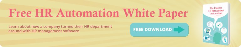 Free HR management white paper