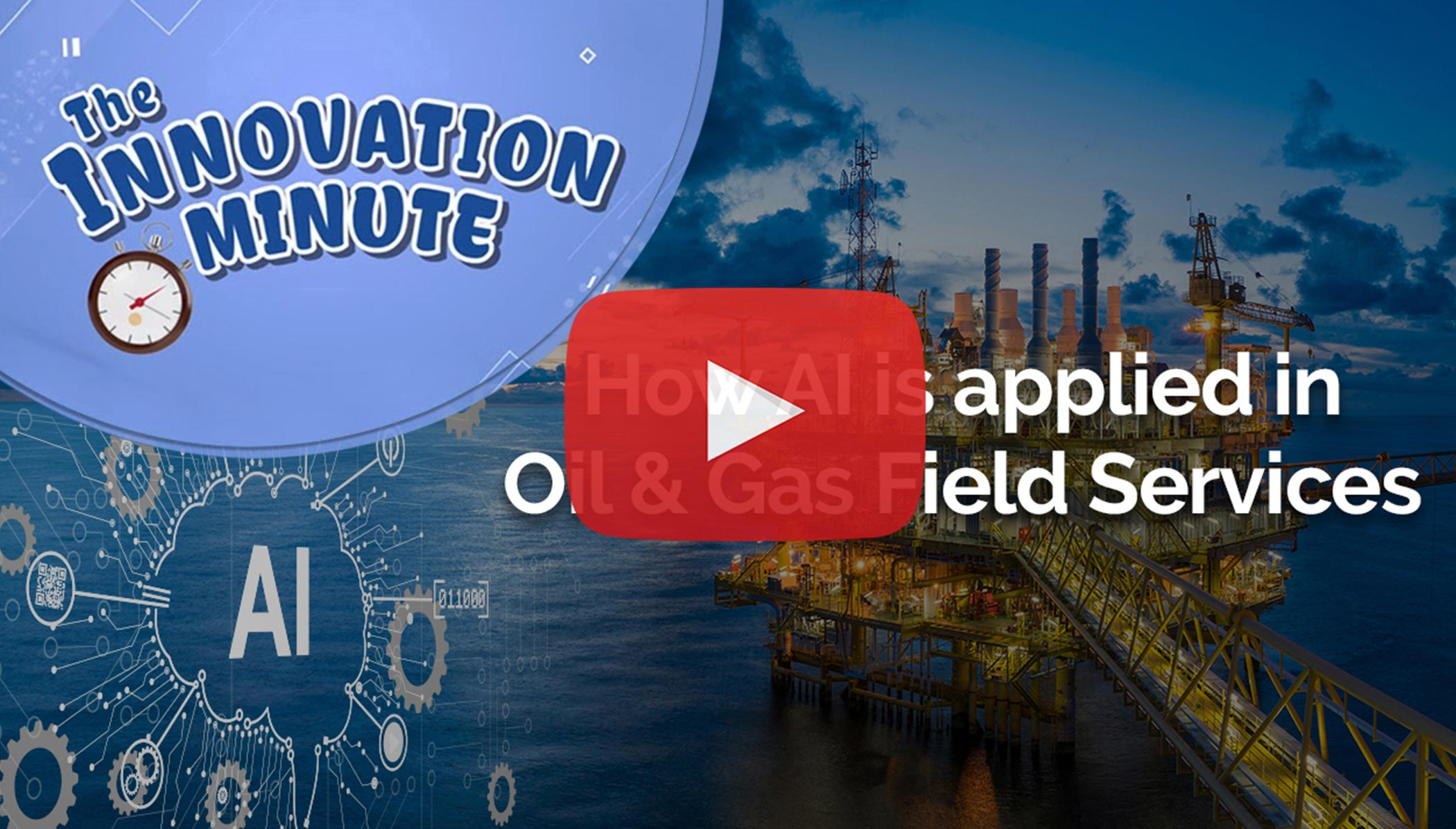 Ways AI Can Improve Oil and Gas Field Service Operations