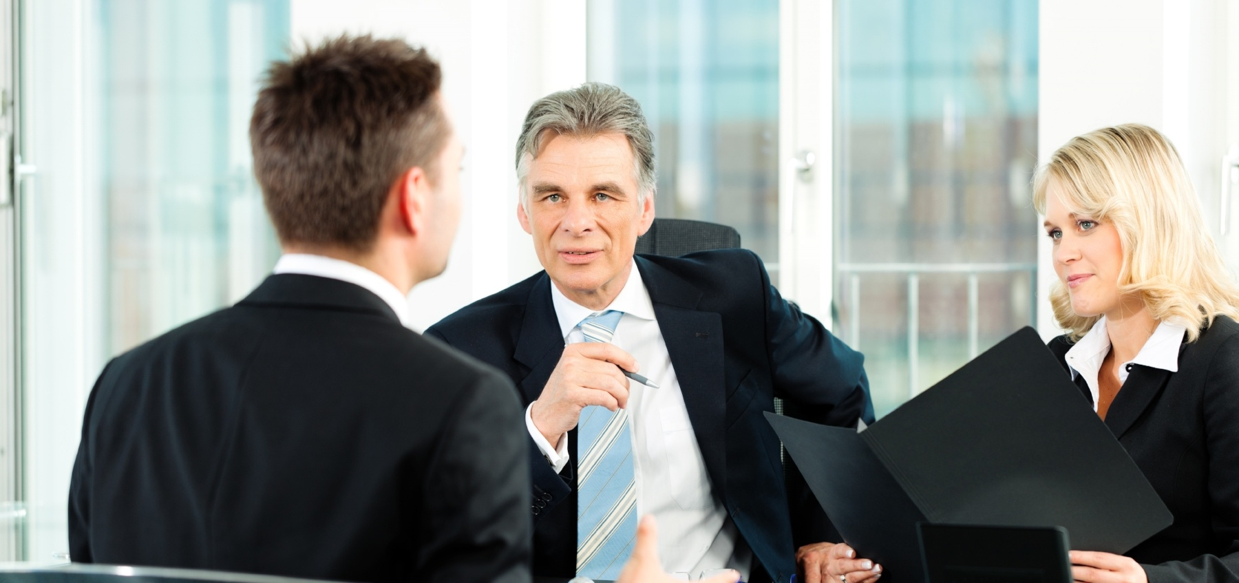 how long should an interview last