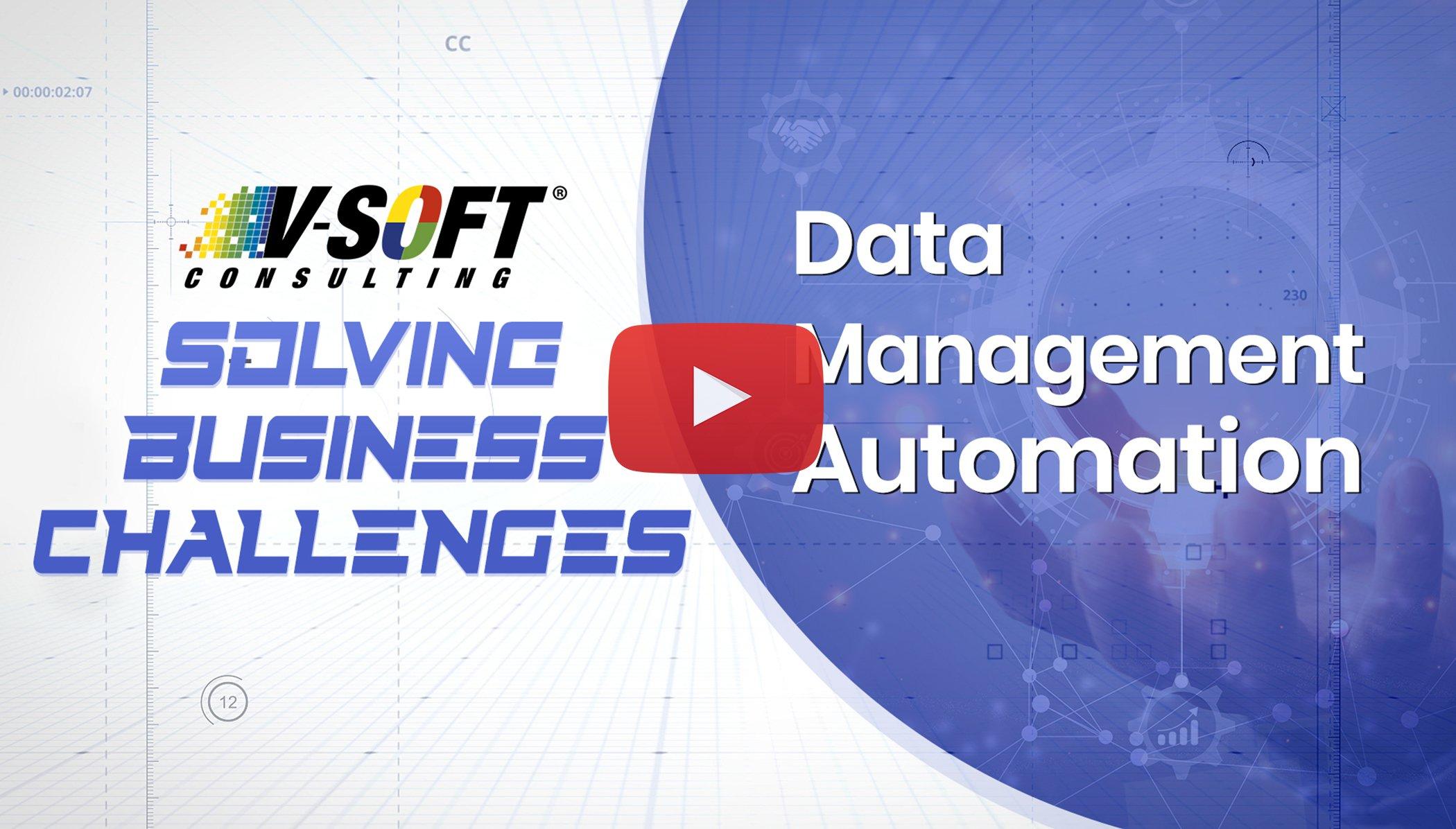 Data Management Automation Case Study
