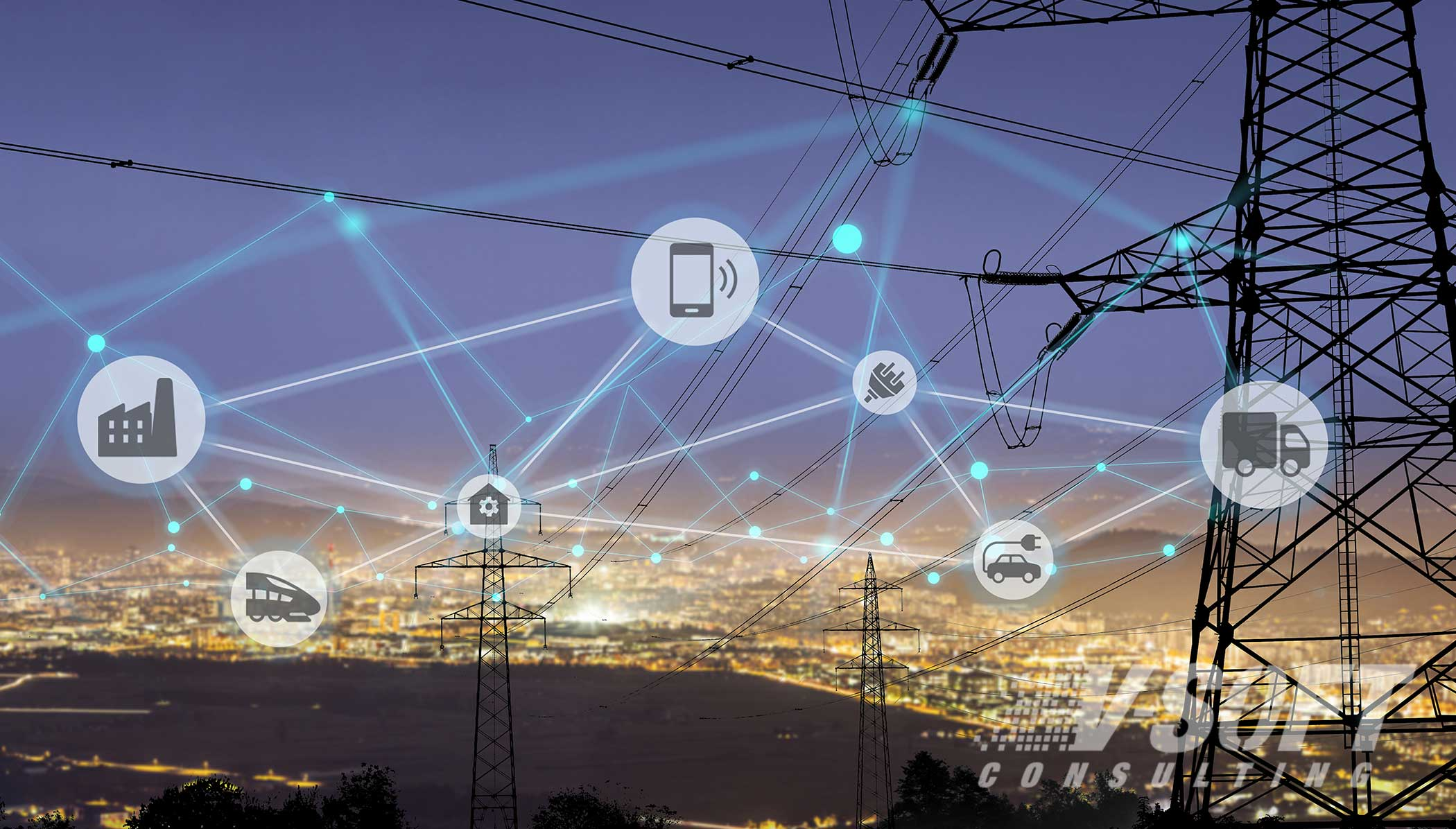 Manage and Optimize Power grids with artificial intelligence