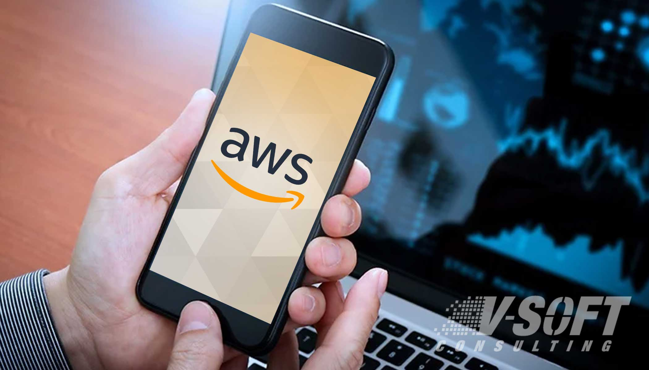 AWS Mobile App for SaaS Companies and Products