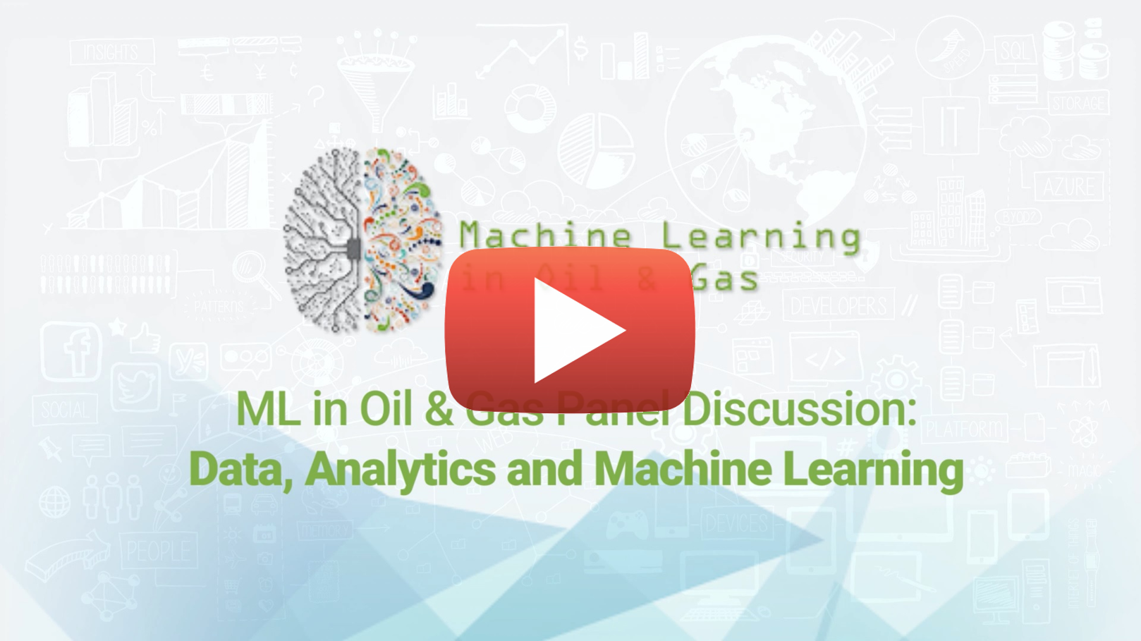 Panel Recap at the Machine Learning in Oil & Gas Virtual Conference