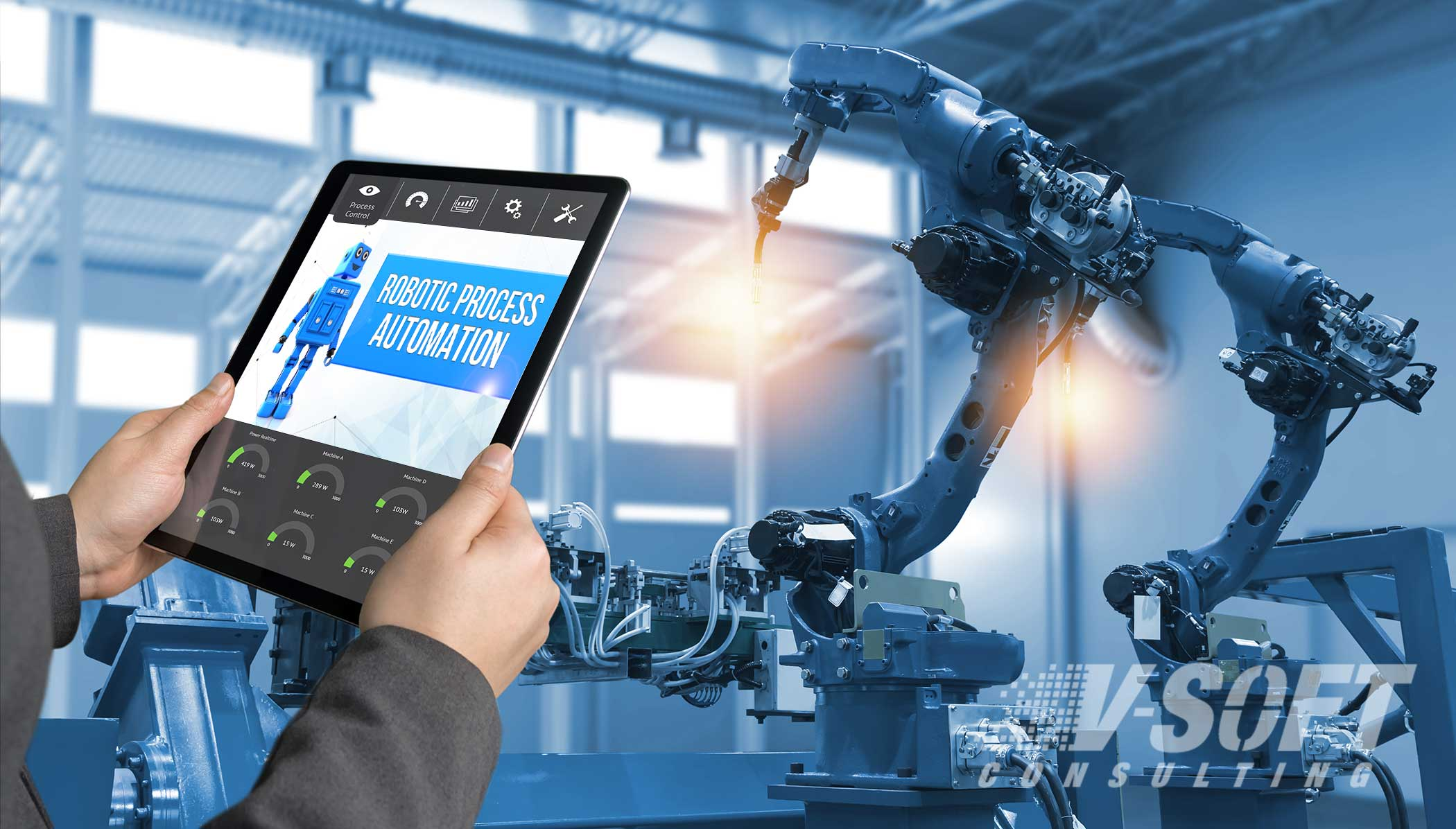RPA Use Cases in Manufacturing