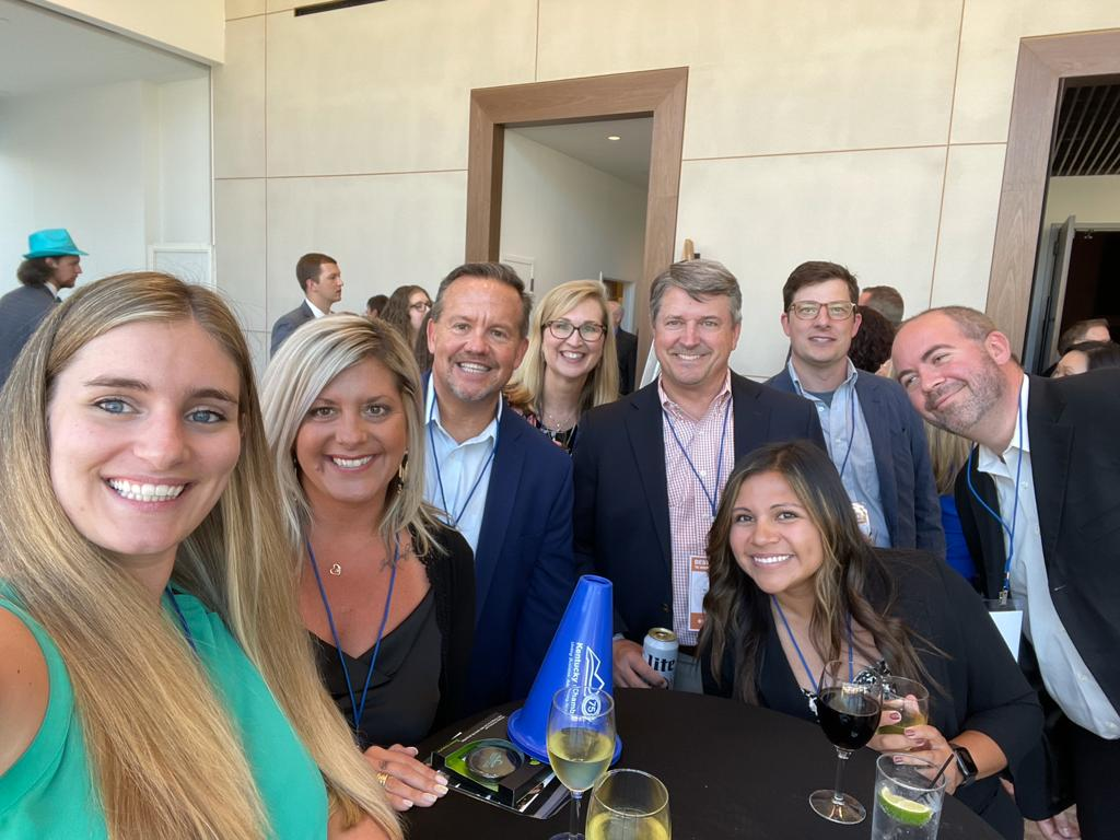 V-Soft Consulting Best Places to Work in Kentucky Celebration
