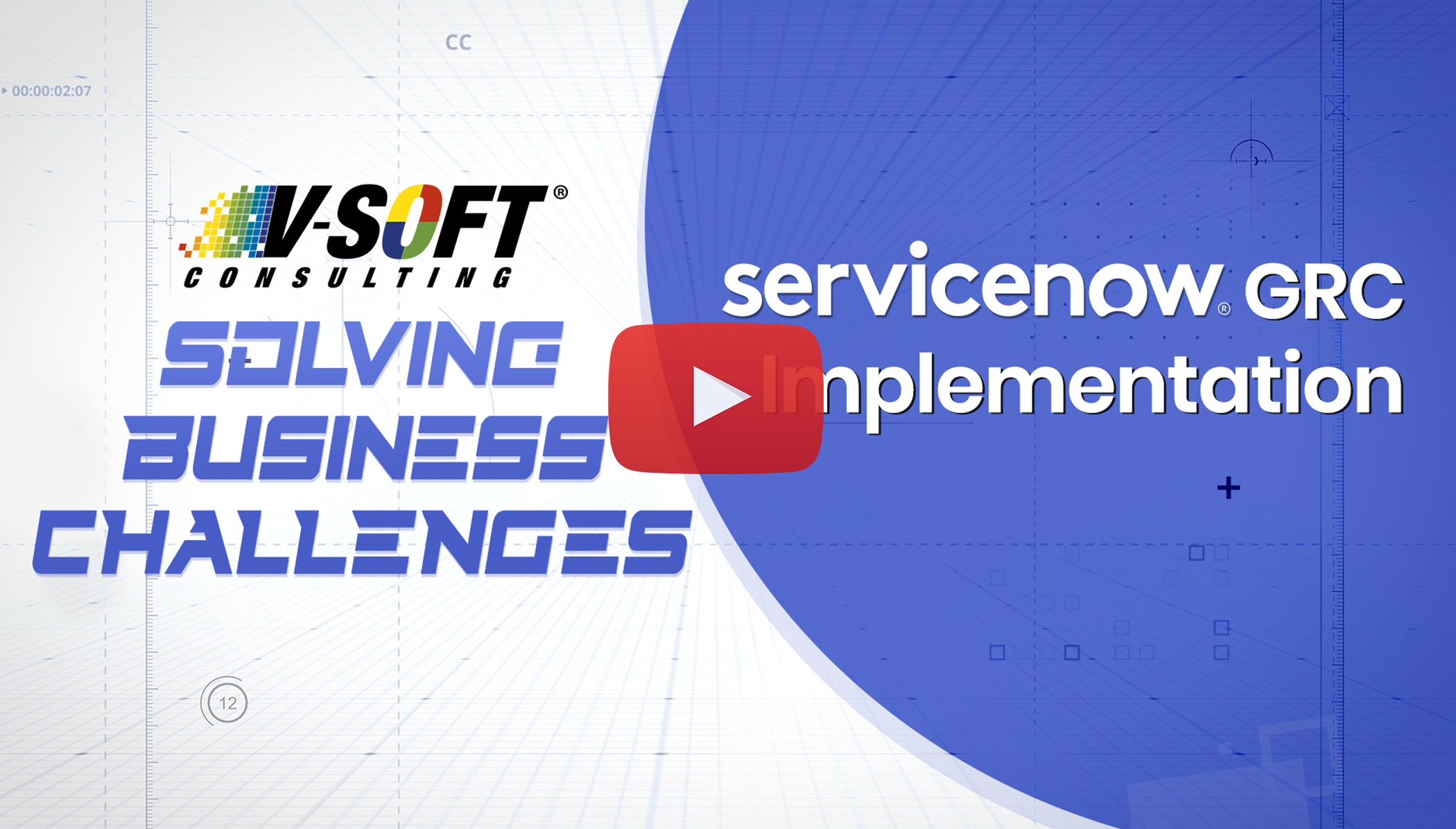 ServiceNow GRC Implementation Case Study Financial Services Client