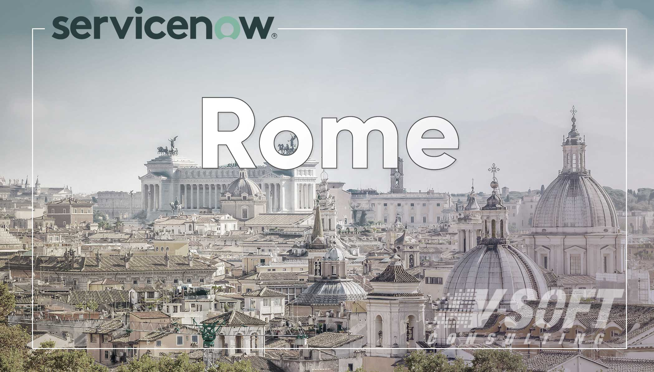 ServiceNow Rome Updates