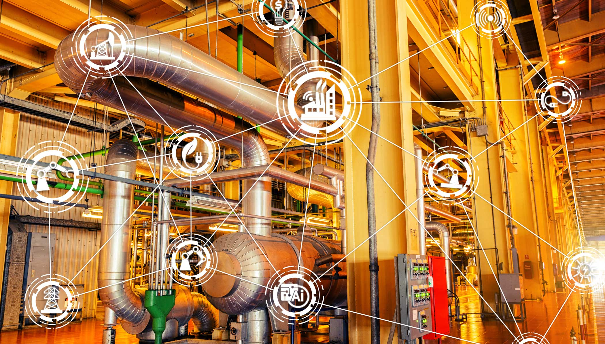 Switching from Legacy Industrial Control Systems to an IOT Smart City