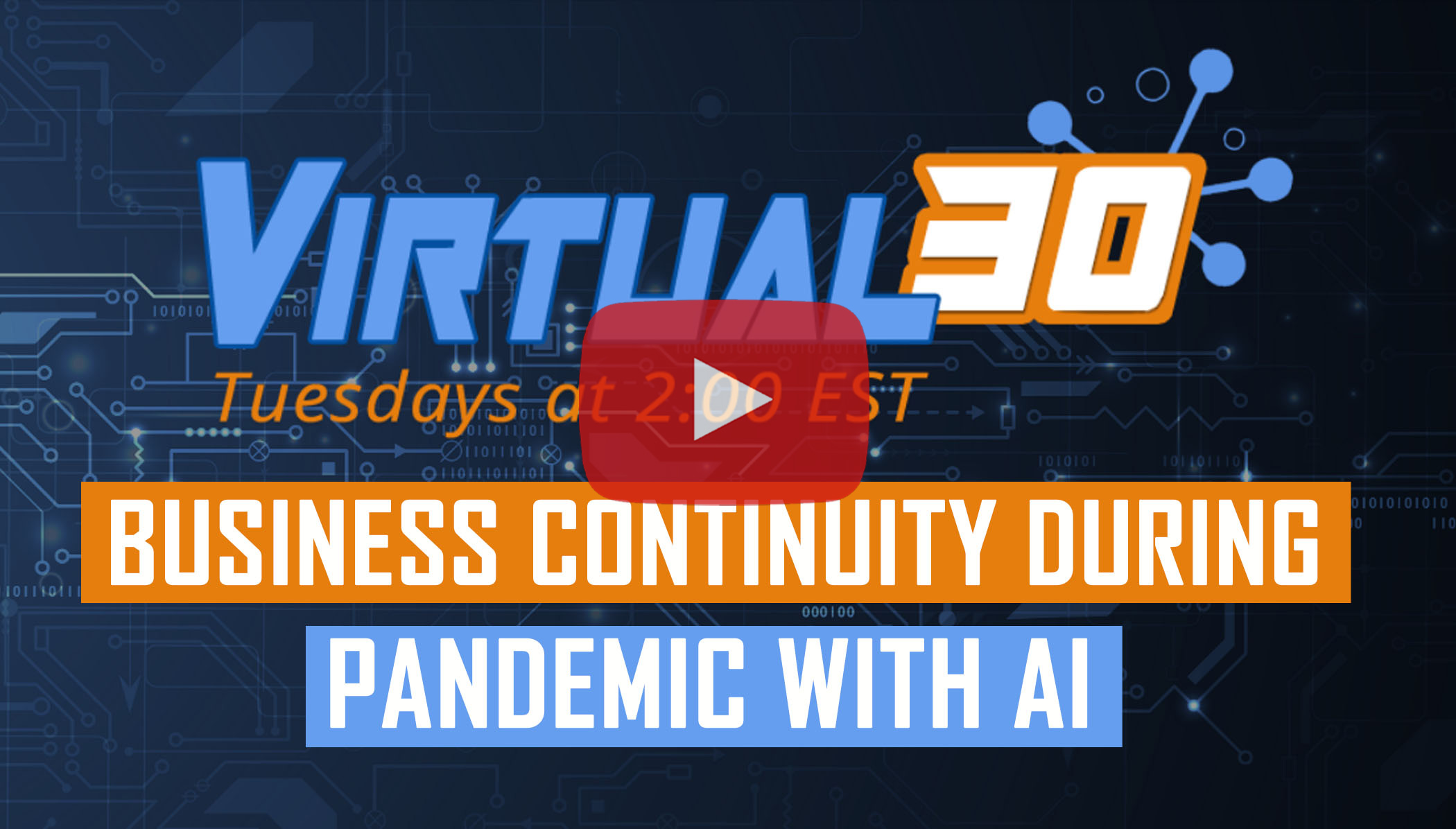 Business Continuity in a Pandemic