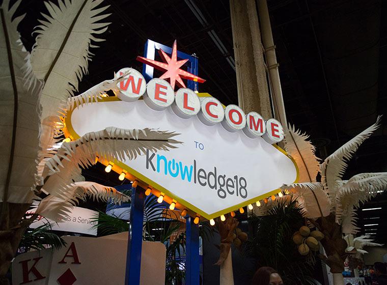 Knowledge18 in Las Vegas, Nevada
