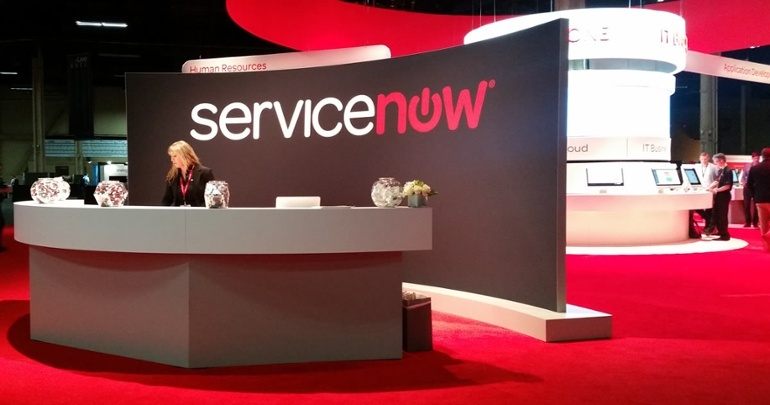 ServiceNow Info desk at Knowledge16.jpg