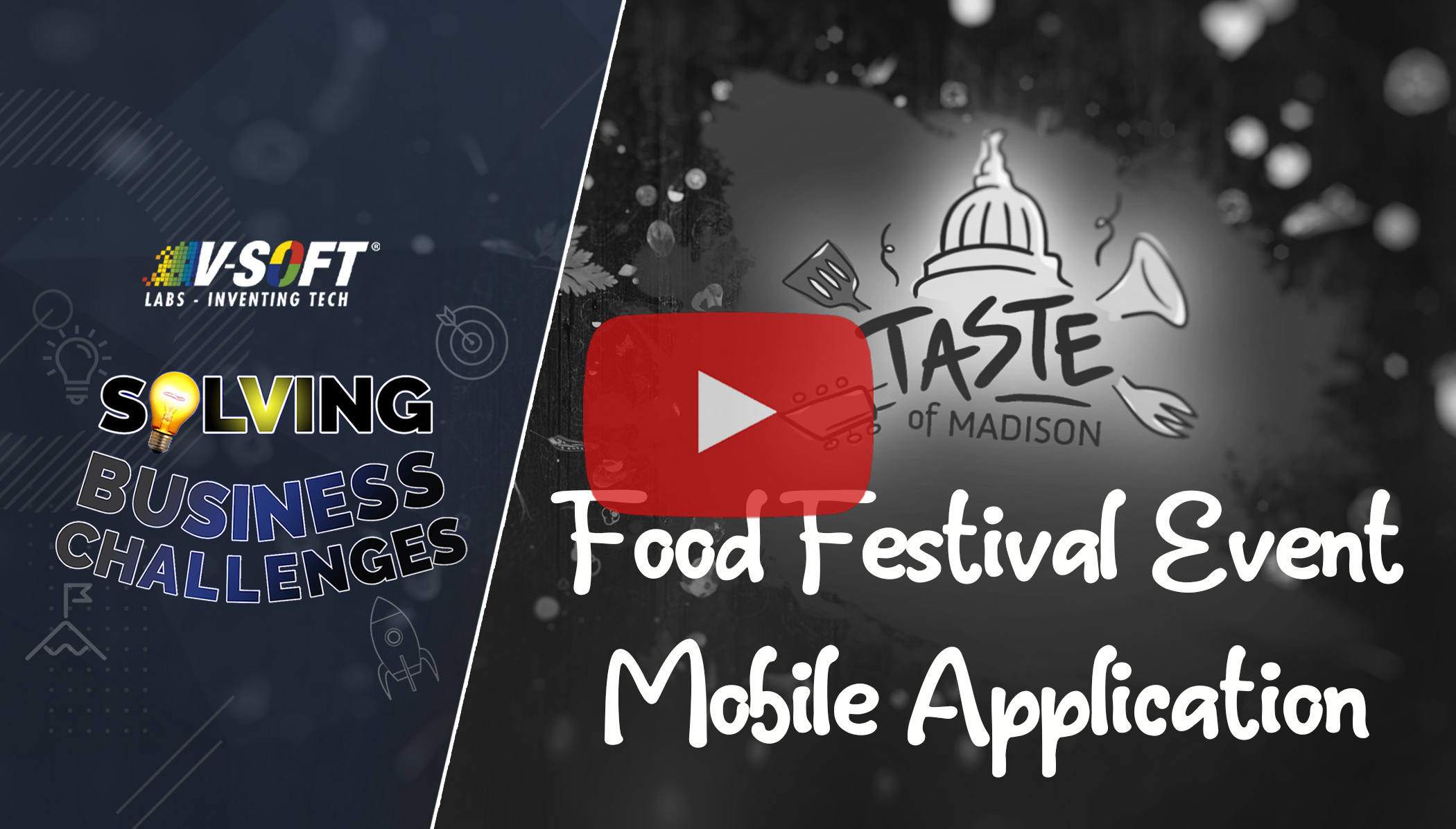 Mobile Application for Food and music festival